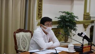 Thông tin báo chí về tình hình dịch bệnh Covid-19 trên địa bàn TP. Hồ Chí Minh ngày 24/8/2020