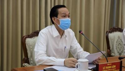 Thông tin báo chí về tình hình dịch bệnh Covid-19 trên địa bàn TP. Hồ Chí Minh ngày 31/8/2020