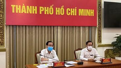 Thông tin báo chí về tình hình dịch bệnh Covid-19 trên địa bàn TP. Hồ Chí Minh ngày 7/9/2020
