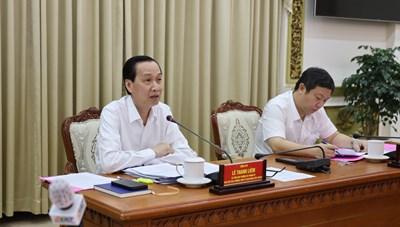 Thông tin báo chí về tình hình dịch bệnh Covid-19 trên địa bàn TP. Hồ Chí Minh ngày 21/9/2020