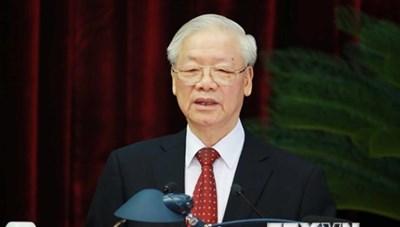 Toàn văn phát biểu bế mạc Hội nghị lần 4 BCH Trung ương Đảng khóa XIII