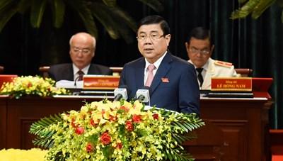 Báo cáo chính trị của Ban chấp hành Đảng bộ Thành phố khóa X