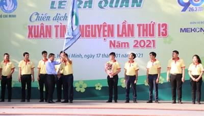 Tuổi trẻ TPHCM ra quân tình nguyện mùa xuân