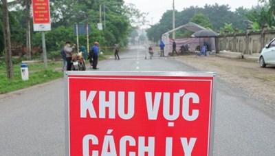 Sáng nay 8-5, Bắc Ninh và Hà Nội thêm 15 người bị nhiễm Covid-19