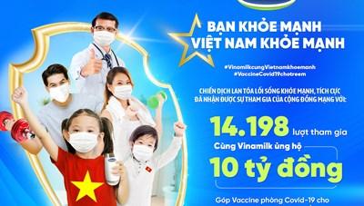 """Tinh thần """"Bạn khỏe mạnh, Việt Nam khỏe mạnh"""" lan tỏa khắp mạng xã hội, truyền năng lượng tích cực"""
