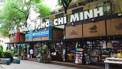 Đường sách TPHCM: Không gian trí tuệ, lan tỏa tình yêu sách với công chúng