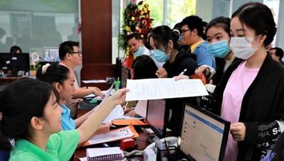 17 giờ hôm nay 16-9, các trường đại học hoàn tất công bố điểm chuẩn