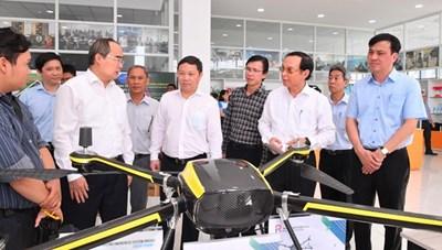 Khuyến khích doanh nghiệp đổi mới sáng tạo, góp phần phát triển TPHCM
