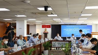 Thông tin nổi bật về công tác phòng, chống dịch COVID-19 tại TPHCM ngày 5/9