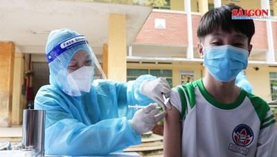 TPHCM bước vào ngày đầu tiên đợt tiêm vaccine Covid-19 cho trẻ em
