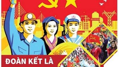 [Infographics] Đoàn kết, thống nhất là sức mạnh của Đảng