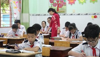 TP. Hồ Chí Minh: Đảm bảo 100% học sinh lớp 1 được học 2 buổi/ngày