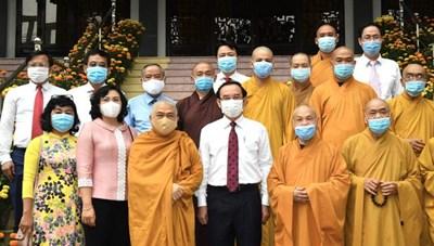 Tổng hợp thông tin báo chí liên quan đến TP. Hồ Chí Minh ngày 9/2/2021