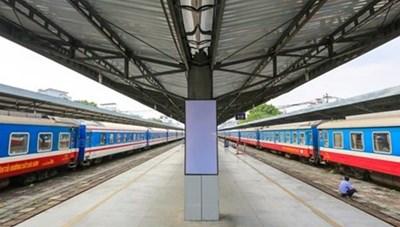 Doanh nghiệp đường sắt được giảm 50% phí sử dụng kết cấu hạ tầng