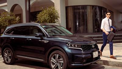 Kia Sorento: mẫu SUV 7 chỗ đẳng cấp và phong cách cho quý ông hiện đại