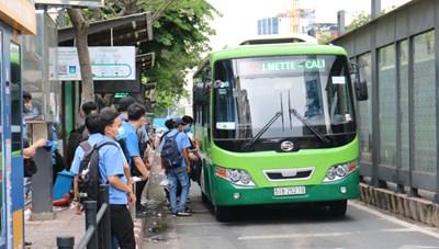 Sở GTVT phản hồi thông tin báo chí về hoạt động xe buýt Thành phố