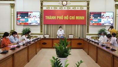 Thông tin báo chí hội nghị sơ kết 7 ngày TPHCM thực hiện cách ly theo Chỉ thị 16