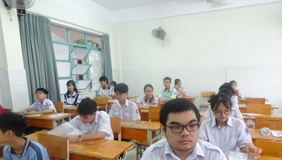 TPHCM: Kết quả xét tuyển lớp 10 chuyên và tích hợp sẽ được công bố vào ngày 10-8