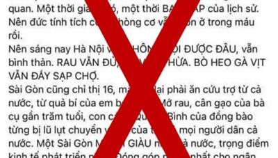"""Chủ tài khoản """"Hằng Nguyễn"""" bị phạt 5 triệu vì đăng tin gây hoang mang dư luận"""