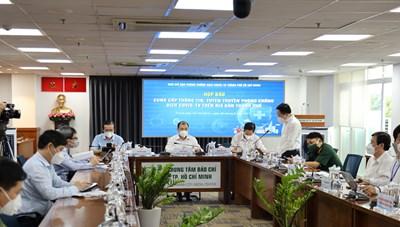 Thông tin nổi bật về phòng, chống dịch COVID-19 tại TPHCM ngày 29/8