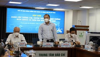 Thông tin nổi bật về phòng, chống dịch COVID-19 tại TPHCM ngày 1/9