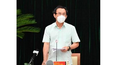 Bí thư Thành ủy TPHCM Nguyễn Văn Nên: An toàn để sản xuất, sản xuất phải an toàn