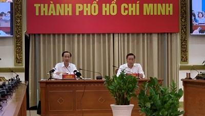 Thông tin báo chí về tình hình dịch bệnh Covid-19 trên địa bàn TP. Hồ Chí Minh ngày 14/9/2020