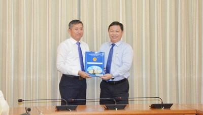 Ông Dương Trí Dũng làm Phó Giám đốc Sở GD-ĐT TPHCM