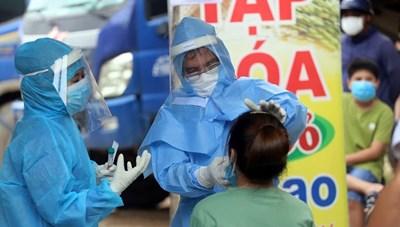 Bộ Y tế thông báo khẩn về trường hợp lây nhiễm từ người cách ly – BN1347