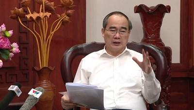 Phỏng vấn đồng chí Nguyễn Thiện Nhân về TP Thủ Đức