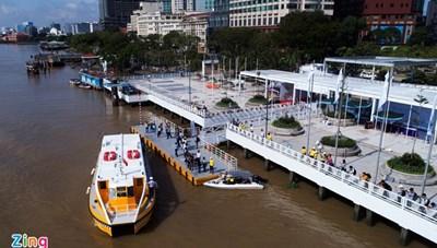 Tổng hợp thông tin báo chí liên quan đến TP. Hồ Chí Minh ngày 8/1/2021