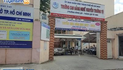 Kết luận thanh tra về đấu thầu mua sắm tài sản công tại Trường Cao đẳng Kỹ thuật Nguyễn Trường Tộ