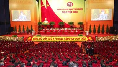 Tham luận của Đoàn đại biểu Đảng bộ TPHCM tại Đại hội đại biểu toàn quốc lần thứ XIII của Đảng