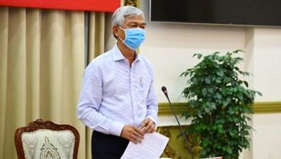 Thông tin báo chí về công tác phòng, chống dịch bệnh Covid-19 trên địa bàn TPHCM ngày 02/2/2021
