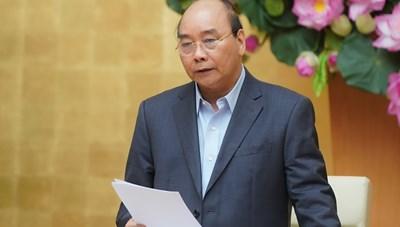 Thủ tướng Nguyễn Xuân Phúc: Cần tranh thủ từng giờ, từng phút để chiến thắng dịch bệnh