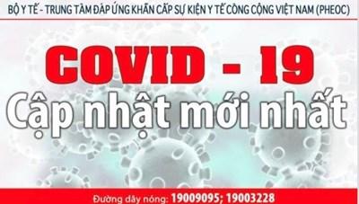 Tình hình dịch bệnh COVID-19 tại TP. Hồ Chí Minh ngày 07/04