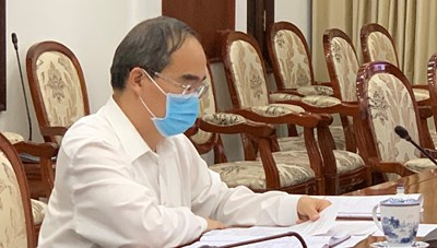 Thông tin báo chí về tình hình dịch bệnh Covid-19 trên địa bàn TP. Hồ Chí Minh ngày 13/4/2020