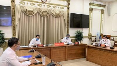 Thông tin báo chí về tình hình dịch bệnh Covid-19 trên địa bàn TP. Hồ Chí Minh ngày 17/4/2020
