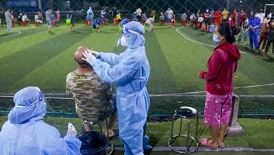 Quận Bình Tân thiết lập vùng phong tỏa từ 0 giờ ngày 20/6 để tăng cường phòng chống dịch COVID-19