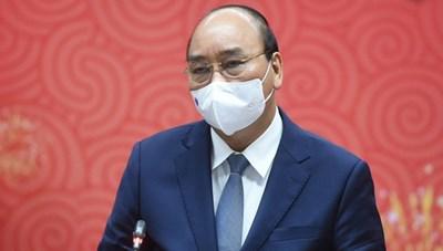"""Chủ tịch nước biểu dương các cơ quan báo chí trên """"mặt trận phòng, chống dịch Covid-19"""""""