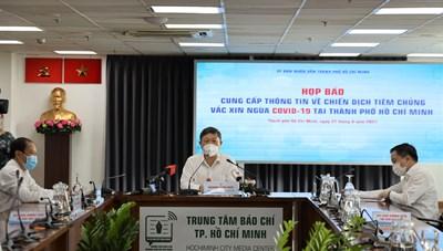 Đảm bảo an toàn trong chiến dịch tiêm chủng vắc xin ngừa COVID-19 là quan trọng nhất