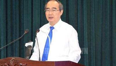 TP. Hồ Chí Minh - Vị trí đầu tàu kinh tế cả nước tiếp tục được giữ vững