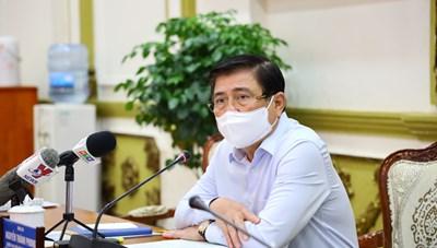 Thư kêu gọi của Chủ tịch UBND TPHCM Nguyễn Thành Phong gửi Nhân dân TPHCM