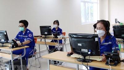 TPHCM chính thức vận hành Tổng đài cấp cứu 115 dã chiến phục vụ phòng, chống dịch COVID-19