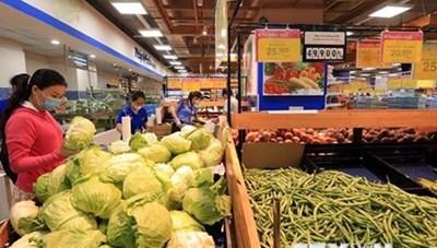 Tín hiệu tích cực trên phòng tuyến thương mại ở Thành phố Hồ Chí Minh