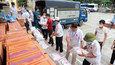 Thành lập Trung tâm tiếp nhận và hỗ trợ hàng hóa thiết yếu phục vụ người dân khó khăn