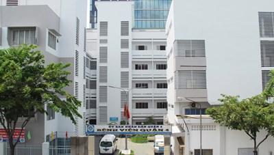 Chuyển đổi công năng một phần Bệnh viện quận 4 chuyên điều trị COVID-19