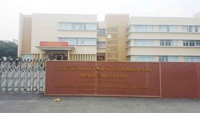 Kết luận thanh tra về phòng, chống tham nhũng tại UBND huyện Bình Chánh