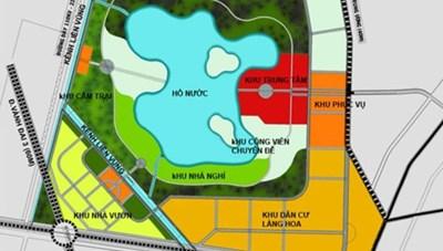 Kết luận thanh tra dự án Khu sinh thái văn hóa hồ Vĩnh Lộc, huyện Bình Chánh