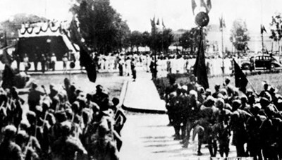 76 năm Cách mạng Tháng Tám và Quốc khánh 2/9: Mốc son lịch sử chói lọi